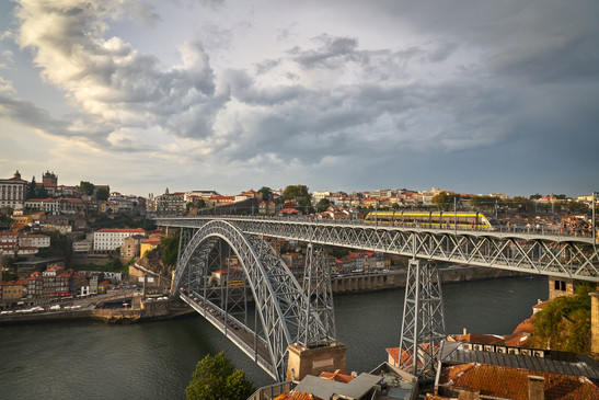 EXT. Porto Bridge - Sunset - Limited Edition of 15