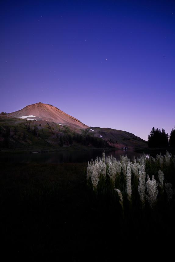 Hiram Peak - Glow