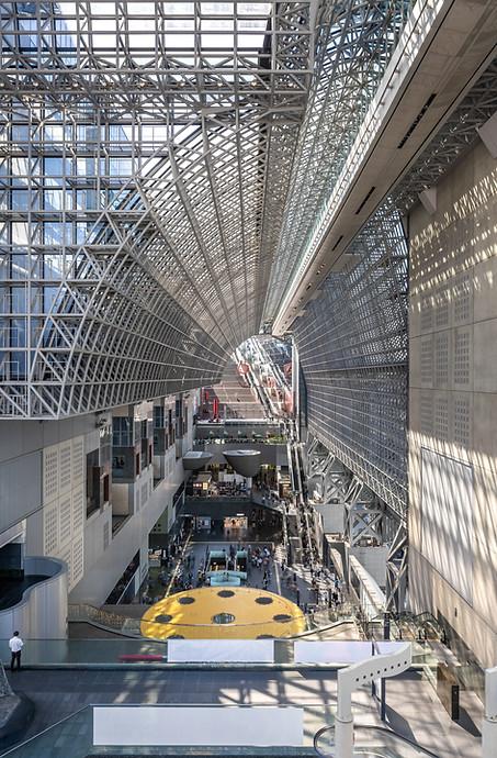 Kyoto Station Atrium