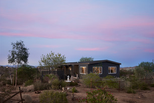The Desert Flamingo House