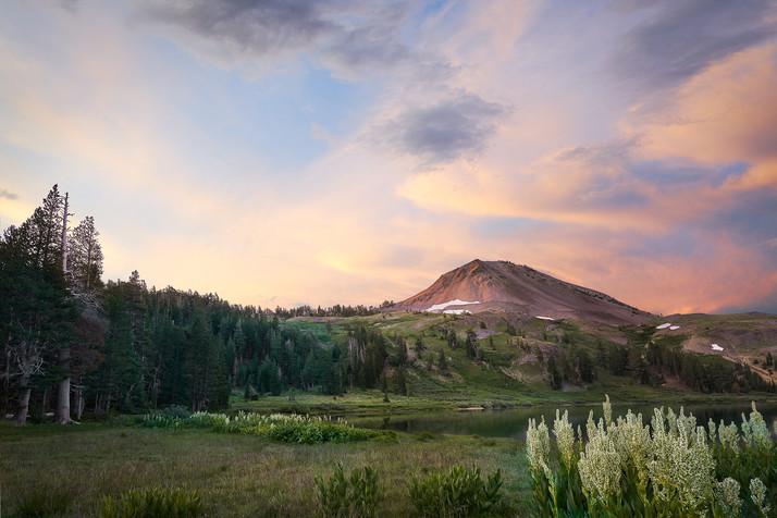Hiram Peak
