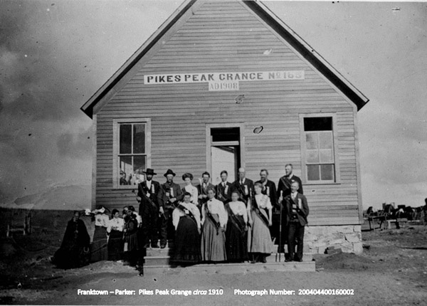 Pikes-Peak-Grange-1910