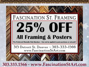 Fascination St. Fine Art - Denver