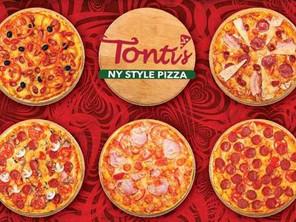 Tonti's Pizza - Parker
