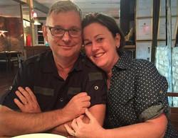 Geraldo e Márcia