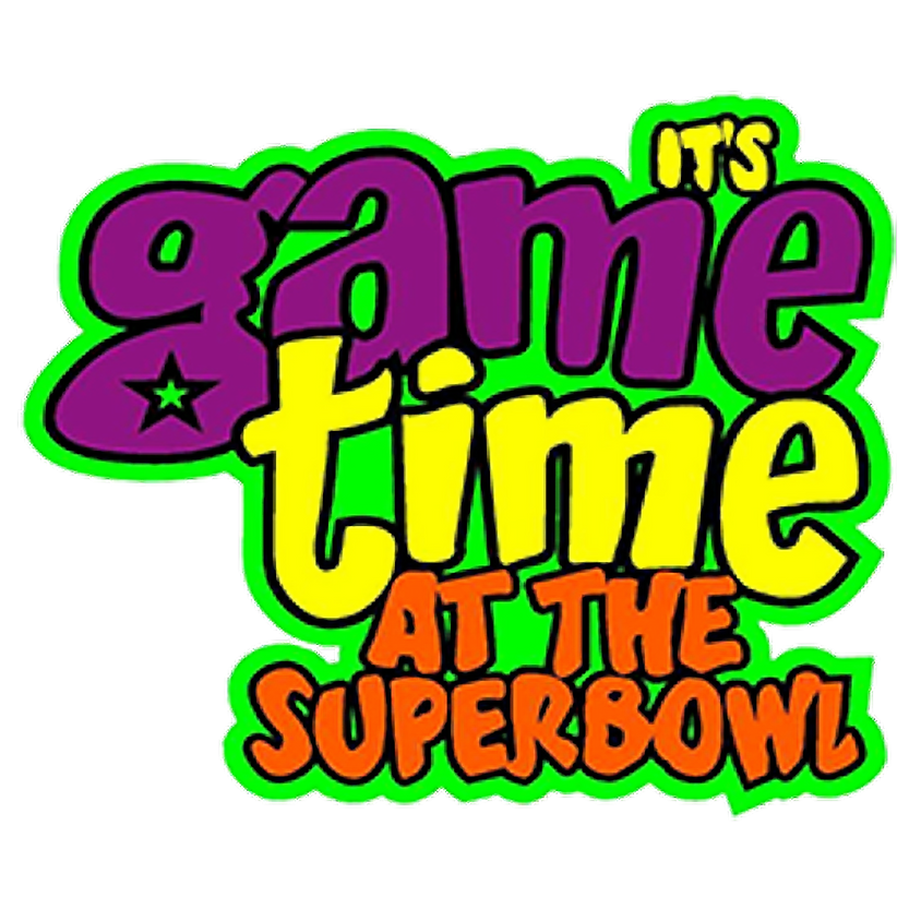 It's Game Time at the Super Bowl- 10:00 AM