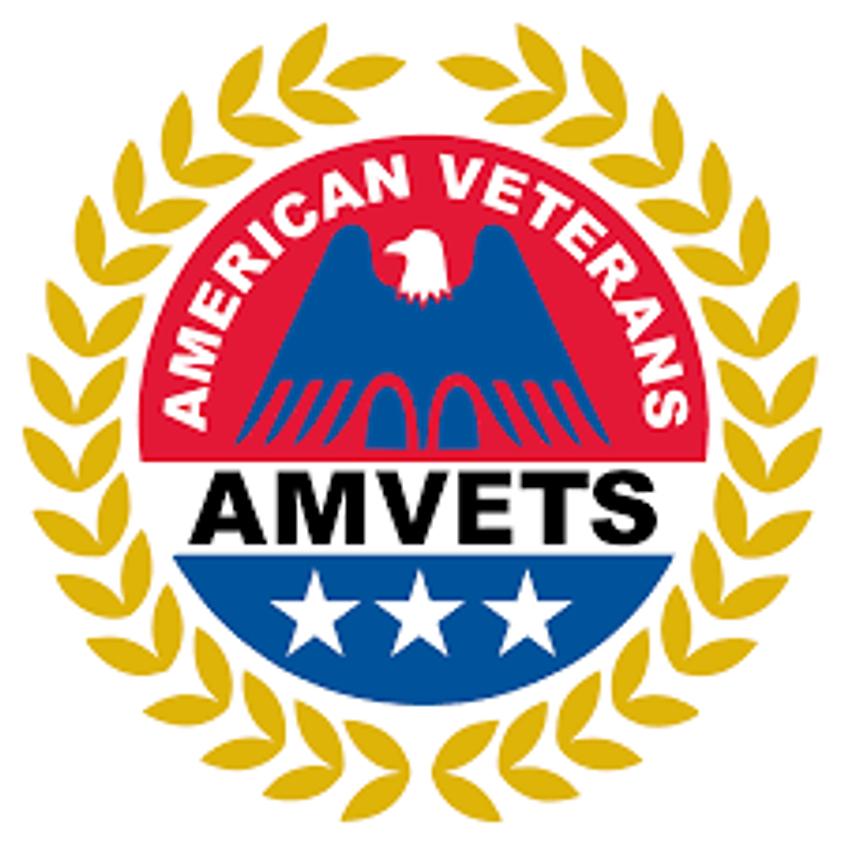 AMVETS Post 40 - 1:00 PM