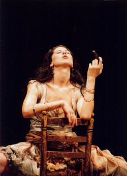 Carmen, Bizet, Jennifer Arnold singe