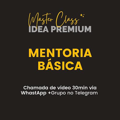 Master Class IDEA - MENTORIA BÁSICA