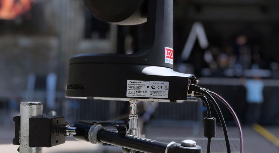 Caméra robotisée
