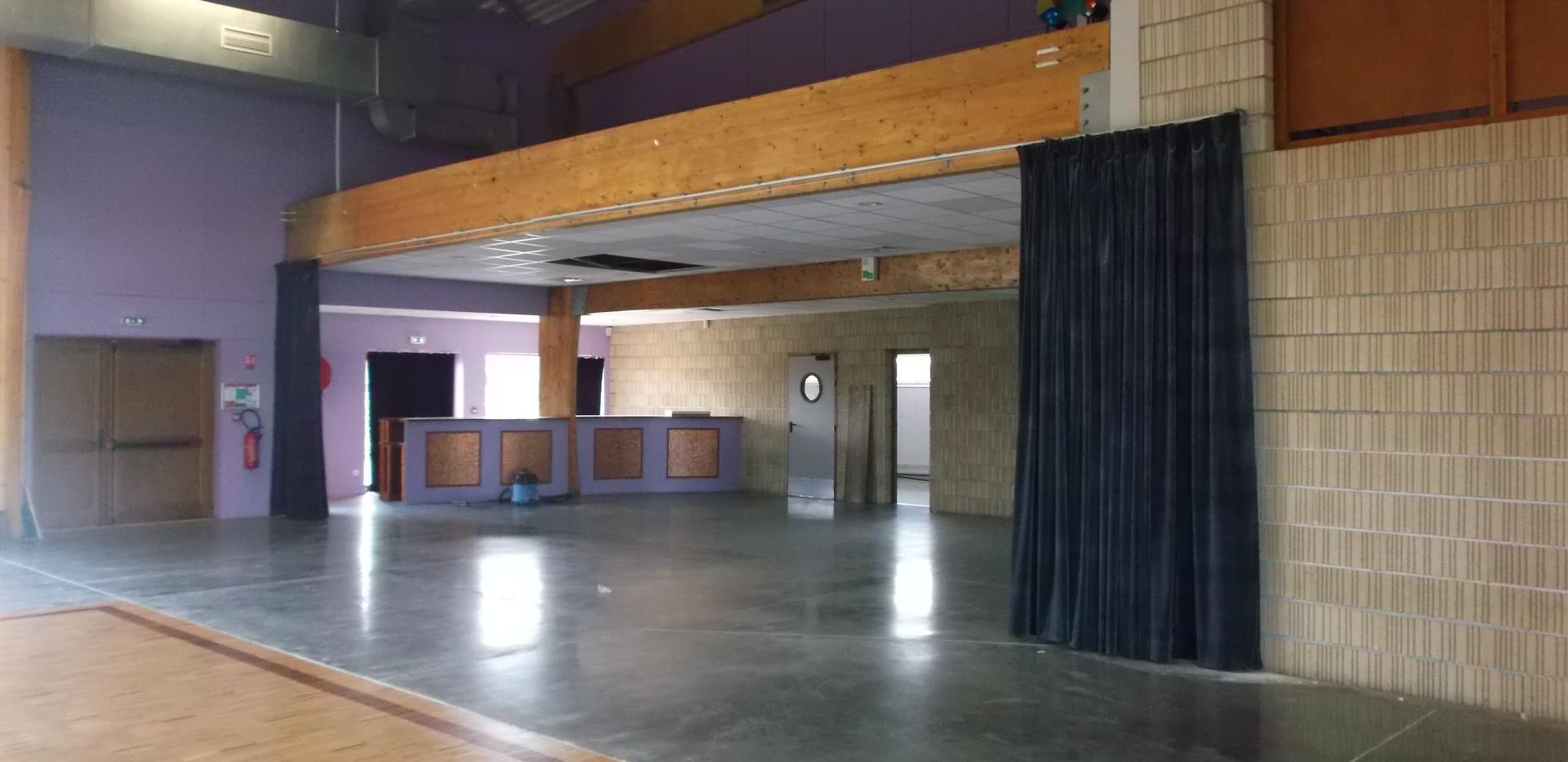 Salle des fêtes Montmartin sur mer