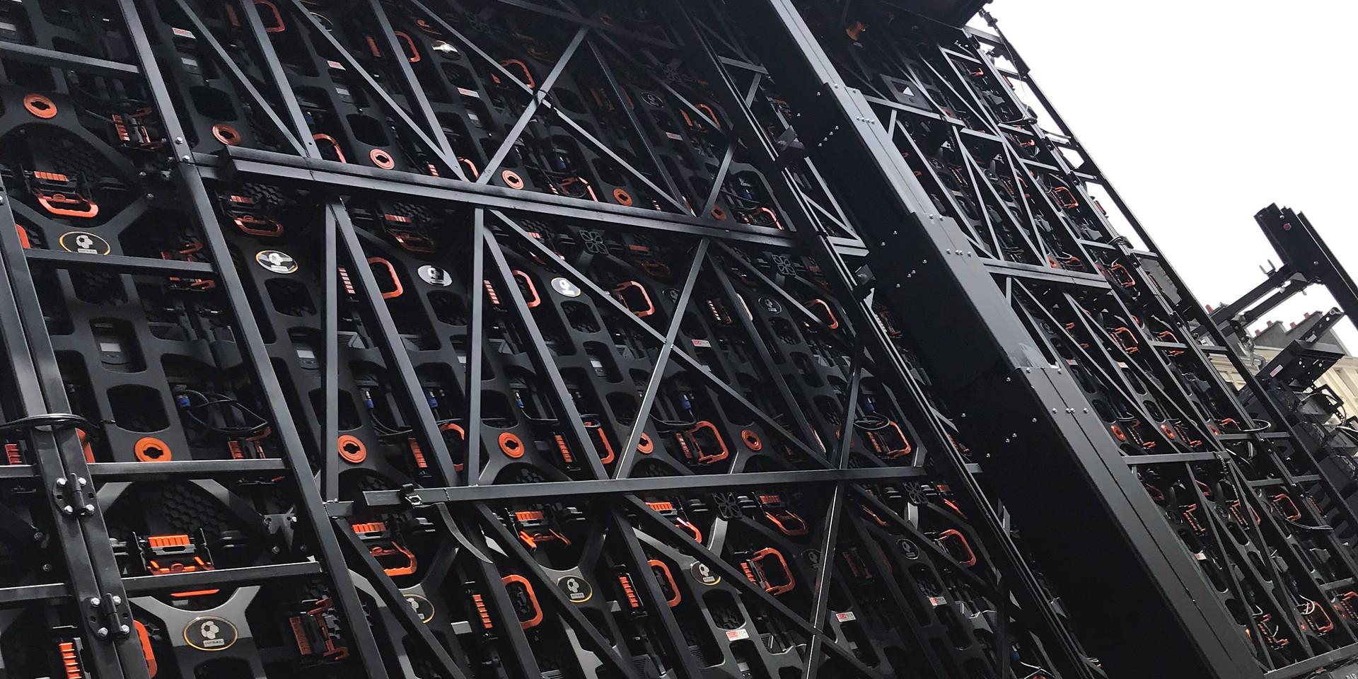 ÉCRAN 28 M² - CHERBOURG