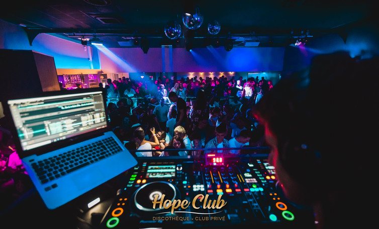 Hope Club Cherbourg
