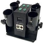 Machine à tubes à confettis DMX512