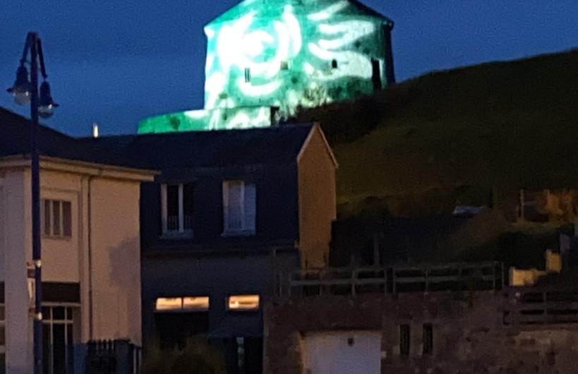 Illumination Tour Vauban Bayeux