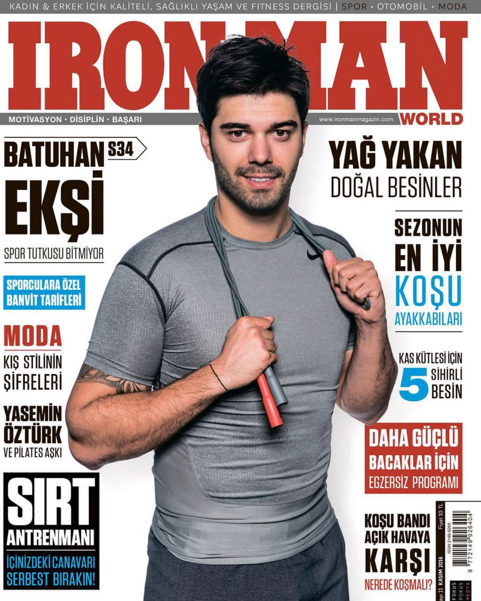 Ironman - Cover
