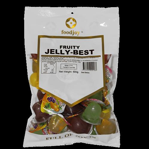 Jelly Best Fruity 500g