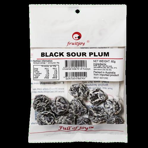 Black Sour Plum 60g