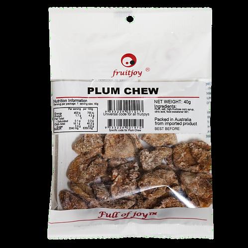 Plum Chew 40g