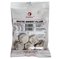 White Sweet Plum