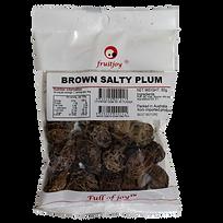 Brown Salty Plum