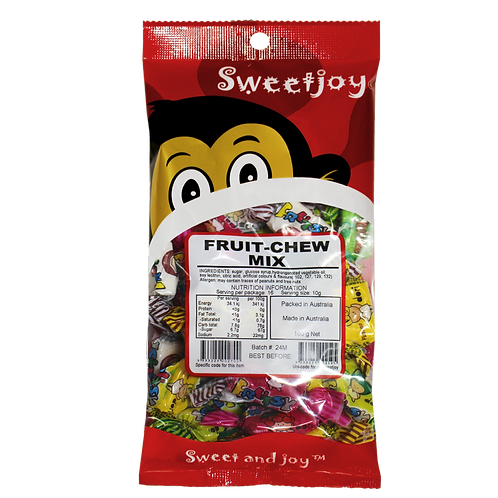 Fruit Chew Mix 160g