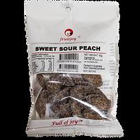 Sweet Sour Peach
