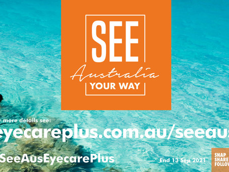 Competition Time - See Australia Your Way