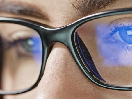 How Blue Light Affects your Eyes