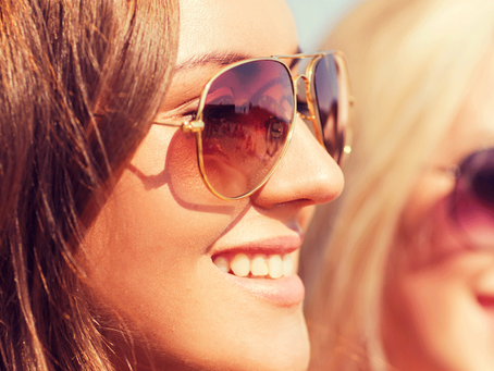 Protect your eyes from UV damage