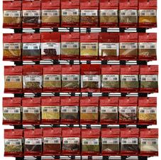 Herbs & Spices Display Package