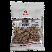 Sweet Seedless Plum