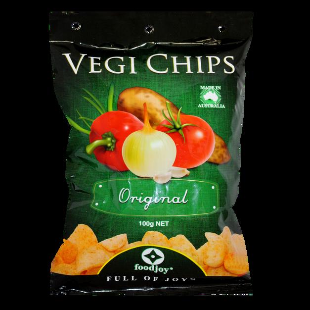 Vegi Chips Original 100g