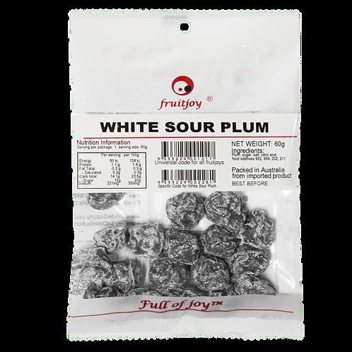 White Sour Plum 60g