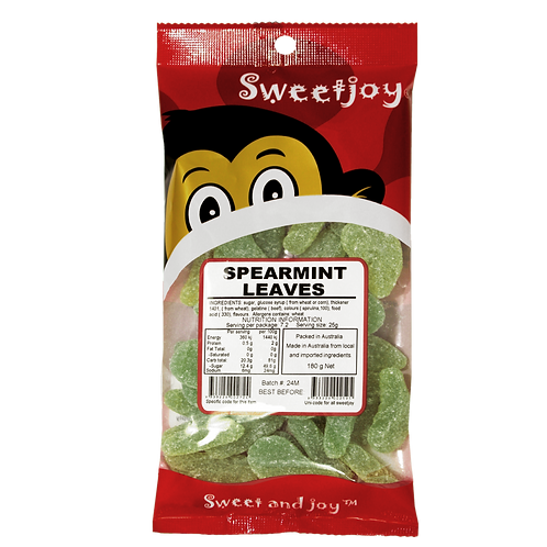 Spearmint Leaves 180g