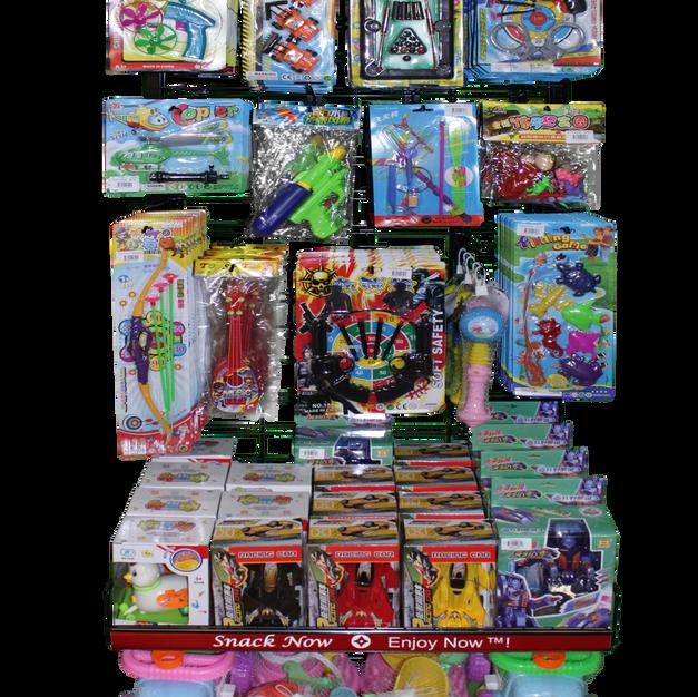 Toy Display Package