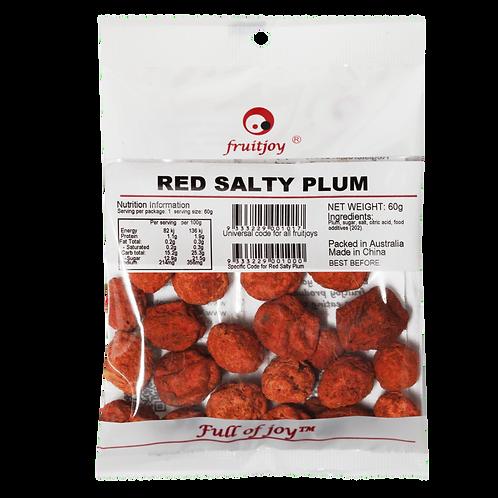 Red Salty Plum 60g