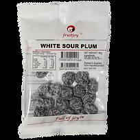 White Sour Plum