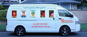 Wide Distribution Van