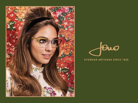 Jono Limited Edition - Vibrant Optical Frames