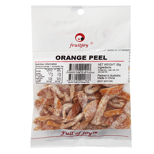 Orange Peel 50g
