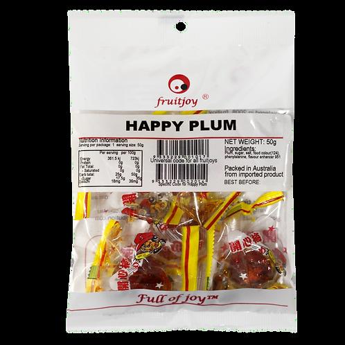 Happy Plum 50g