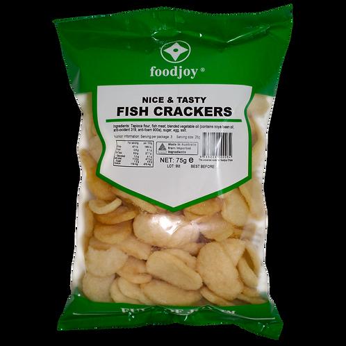 Fish Crackers 75g