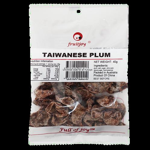 Taiwanese Plum 40g