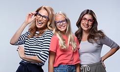 Low & No Gap Glasses