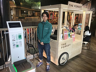 FootBalance Pop-up at The Forest Mongkok  旺角 The Forest Pop-Up店 (2019)