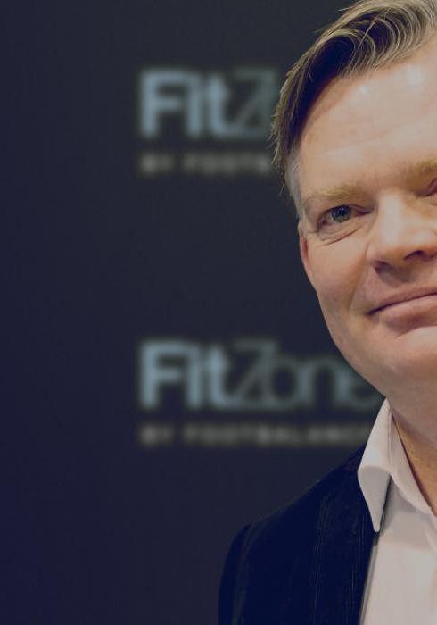 Erkki Hakkala founder of FootBalance