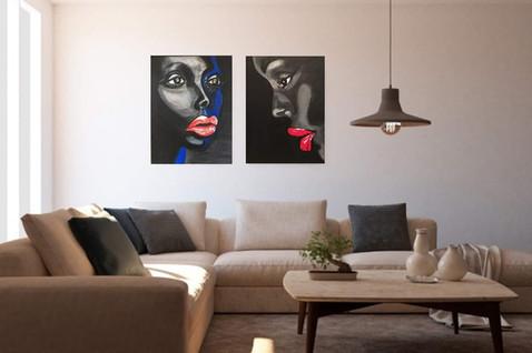 Black is Beautiful & Black Beauty (P002 &P003)