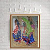 Indian Ethnic (E001)
