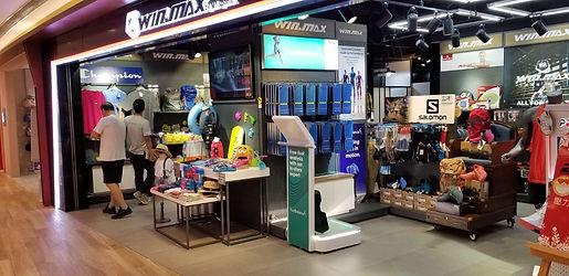 FootBalance at Win Max at Paradise Mall Heng Fa Chuen